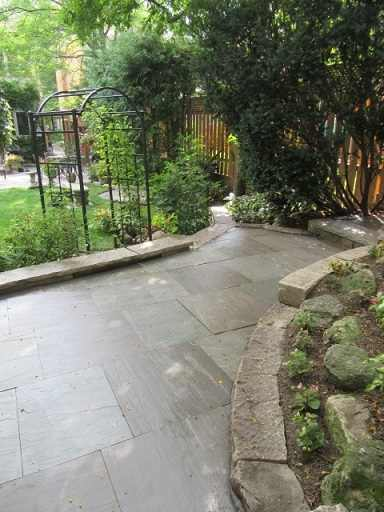 Stone Landscaping Willowdale